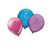 Set de globos La Princesa Sofía