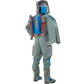 Jetpack hinchable Pre Vizsla Star Wars