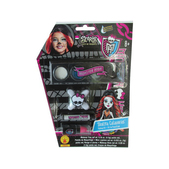 Maquillaje de Skelita Calaveras Monster High