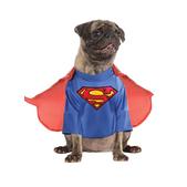 Disfraz de Superman classic para perro