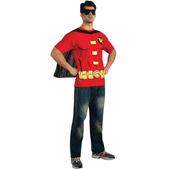Kit disfraz Robin para hombre