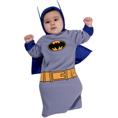 Disfraz de Batman the Brave and the Bold saco para bebé