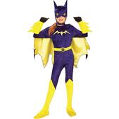 Disfraz de Batgirl Gotham Girls para niña