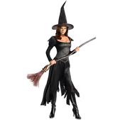 Disfraz de la Malvada Bruja del Oeste Oz un Mundo de Fantasía para adolescente