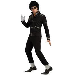 Chaqueta de Michael Jackson Bad para adulto