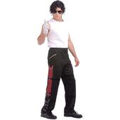 Pantalón de Michael Jackson Bad para adulto