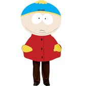 Disfraz de Cartman South Park deluxe para adolescente