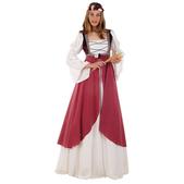 Costume de Clarisse médiévale