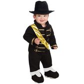 Disfraz de Michael Jackson Militar para bebé