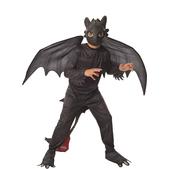 Costume Dragon Crokmou pour enfant