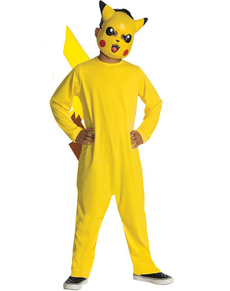 Disfraz de Pikachu para niño