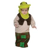 Disfraz de Shrek Felices para Siempre para bebé