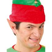 Orejas de elfo navideño