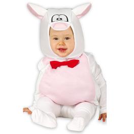 Disfraz de ovejita tierna para bebé