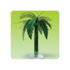 Décoration de table palmier Hawaïen