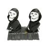 Esqueletos bailongos de decoración