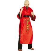 Disfraz de maestro samurai para hombre