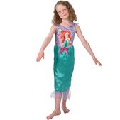 Disfraz de Ariel cuento para niña