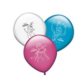 Set of Frozen balloons