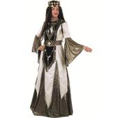 Kostüm Königin der mittelalterlichen Kreuzzüge