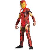 Disfraz de Iron Man Vengadores Unidos para niño