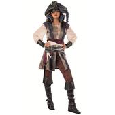 Kostüm Piratin Korsarin deluxe