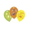 Set de globos La Abeja Maya - Pack de 10