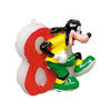 Vela número 8 Goofy Disney - Pack de 12