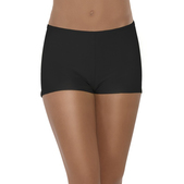 Shorts sexys negros para mujer - Pack de 3