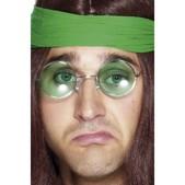 Gafas hippie de los setenta - Pack de 3