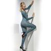 Body con estampado de leopardo azul para mujer - Pack de 3
