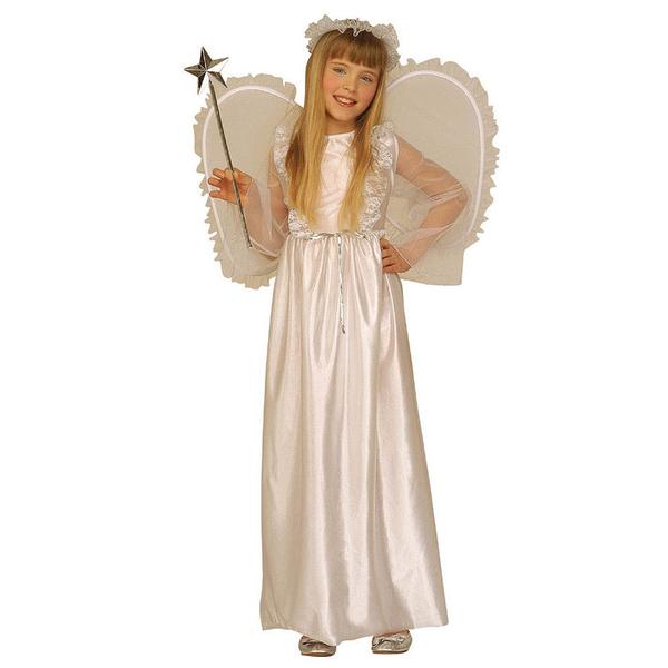 Disfraz de ngel celestial para ni a comprar online en for Disfraces de angeles