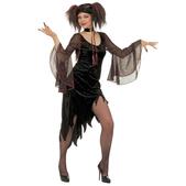Disfraz de dama de la telaraña
