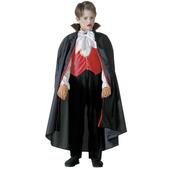 Disfraz de vampiro de mazmorra para niño