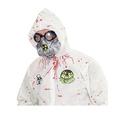 Máscara de científico nuclear