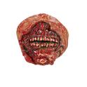 Boca de zombie con adhesivo