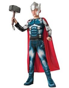 Disfraz de Thor Vengadores Unidos deluxe para niño