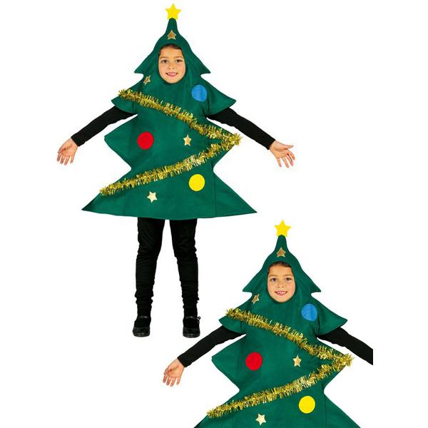 Disfraz de rbol de navidad infantil comprar online for Arbol navidad online