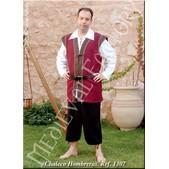 Pantalón medieval corto cordón
