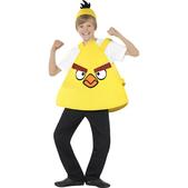 Fato de Chuck Angry Birds para menino