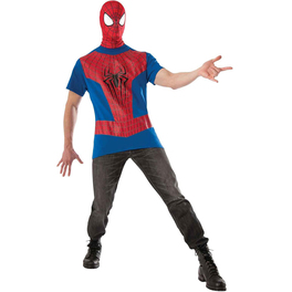 Kit disfraz de Spiderman The Amazing Spiderman 2 para hombre