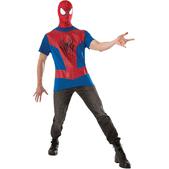 Kit disfraz de Spiderman The Amazing Spiderman 2 para hombre