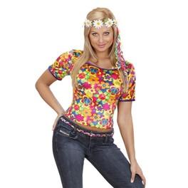 Camiseta hippie para mujer
