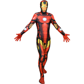 Disfraz de Iron Man Classic Morphsuit