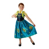 Disfraz de Anna Frozen Fever para niña