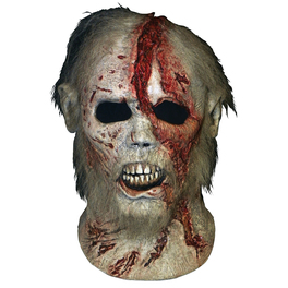 Máscara de Caminante Beard de The Walking Dead de látex