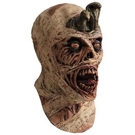 Máscara Cursed Mummy de látex