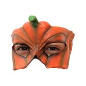 Media máscara de Calabaza de látex