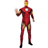 Disfraz de Iron Man Marvel deluxe para adulto