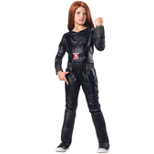 Disfraz de Viuda Negra Capitán América: el Soldado de Invierno deluxe para niña